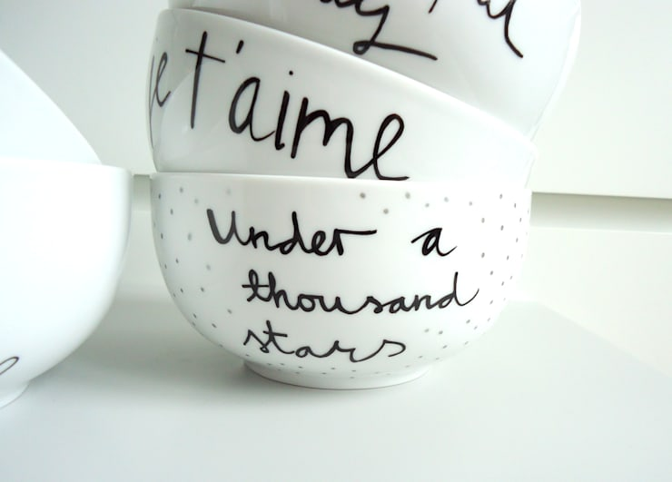 #mybowl: styl , w kategorii  zaprojektowany przez My Mug Company,Skandynawski