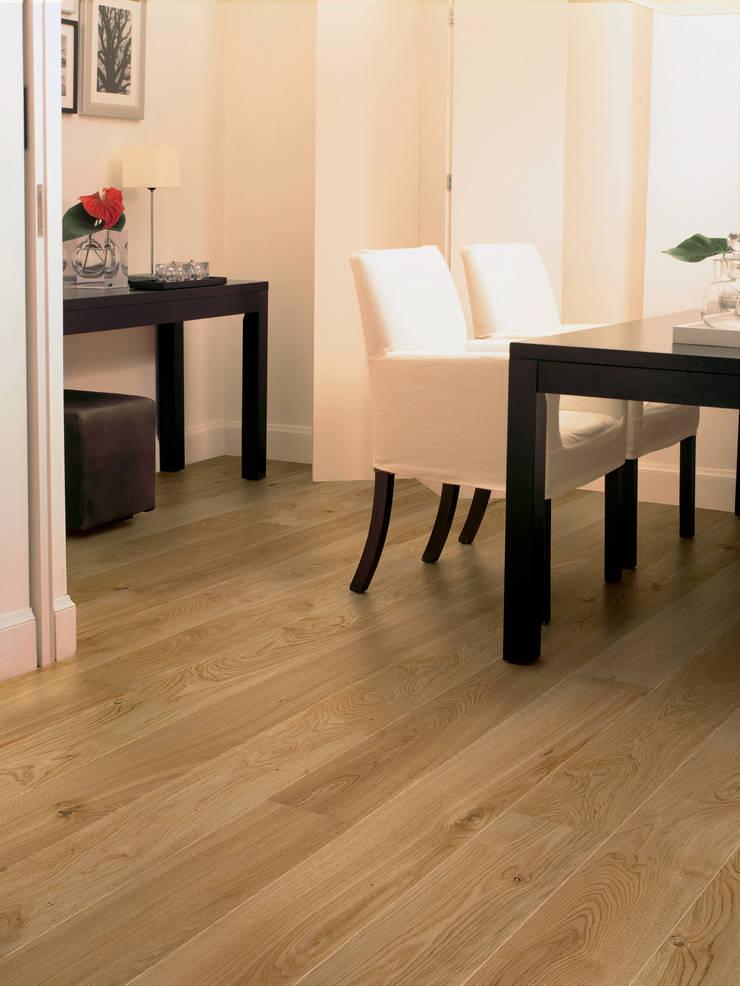 Natural Heritage Oak Matt:  Walls & flooring by Quick-Step