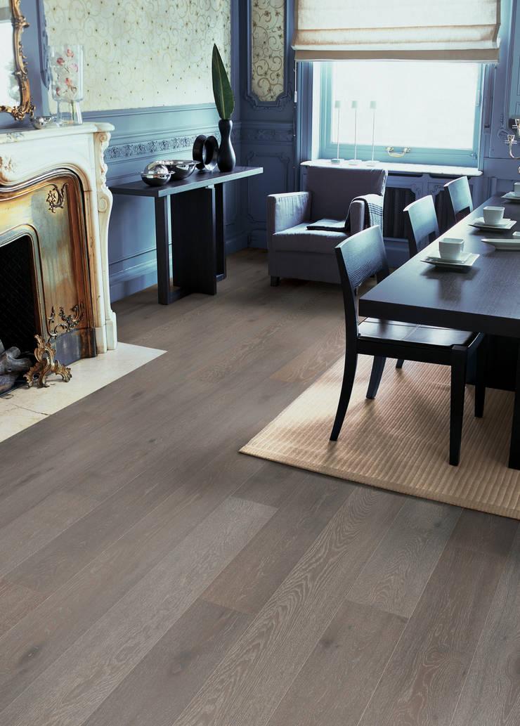 Old Grey Oak Matt:  Walls & flooring by Quick-Step