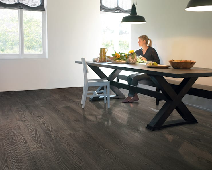 Old Oak Grey:  Walls & flooring by Quick-Step