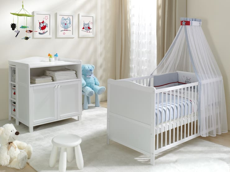 Nursery/kid's room تنفيذ Jedynak Babywelt