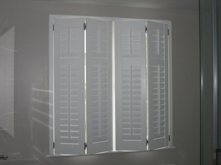 Window Shutters :  Windows & doors  by A1 Lofts and Extensions