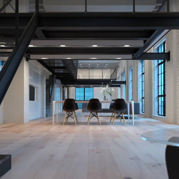 FSC Handfinished engineered Oak planks:  Walls & flooring by Woodenfloors.uk.com