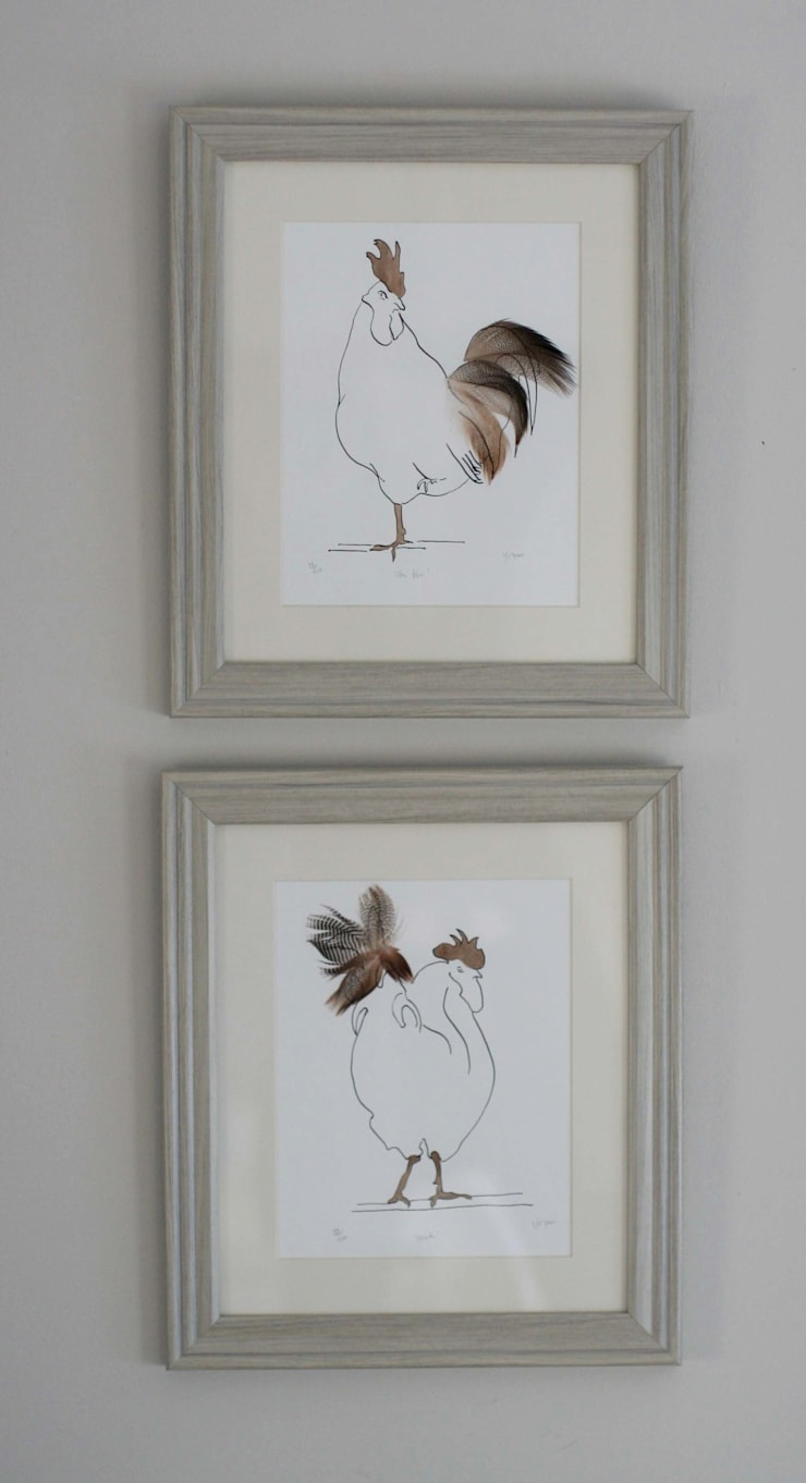 Easter Collection:  Artwork by Cluck Cluck!