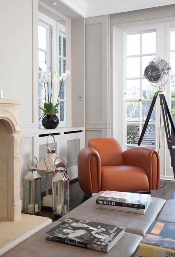 St. Johns Wood:   by urban living interiors limited
