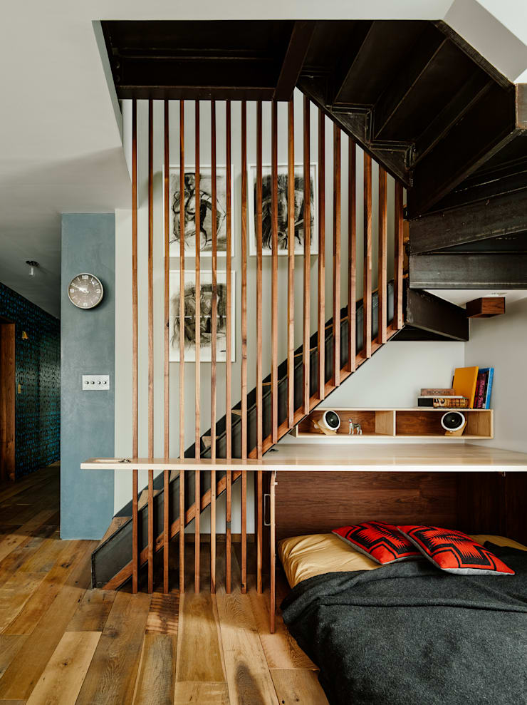 Vinegar Hill Apartment:  Study/office by General Assembly