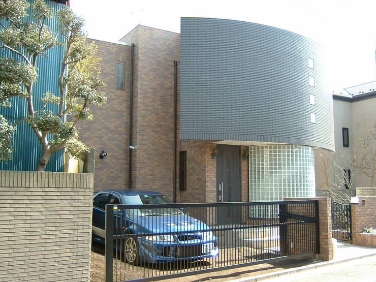 Mt-house: 有限会社デザインシステム新田建築事務所が手掛けた家です。
