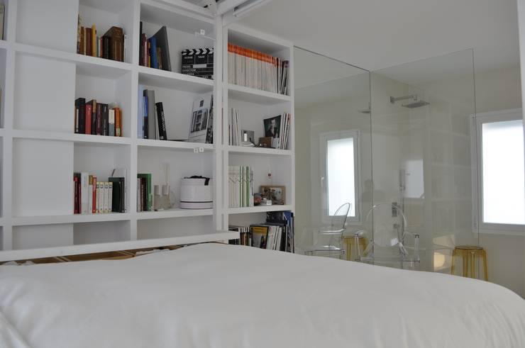 Camera da letto in stile  di 2G.arquitectos