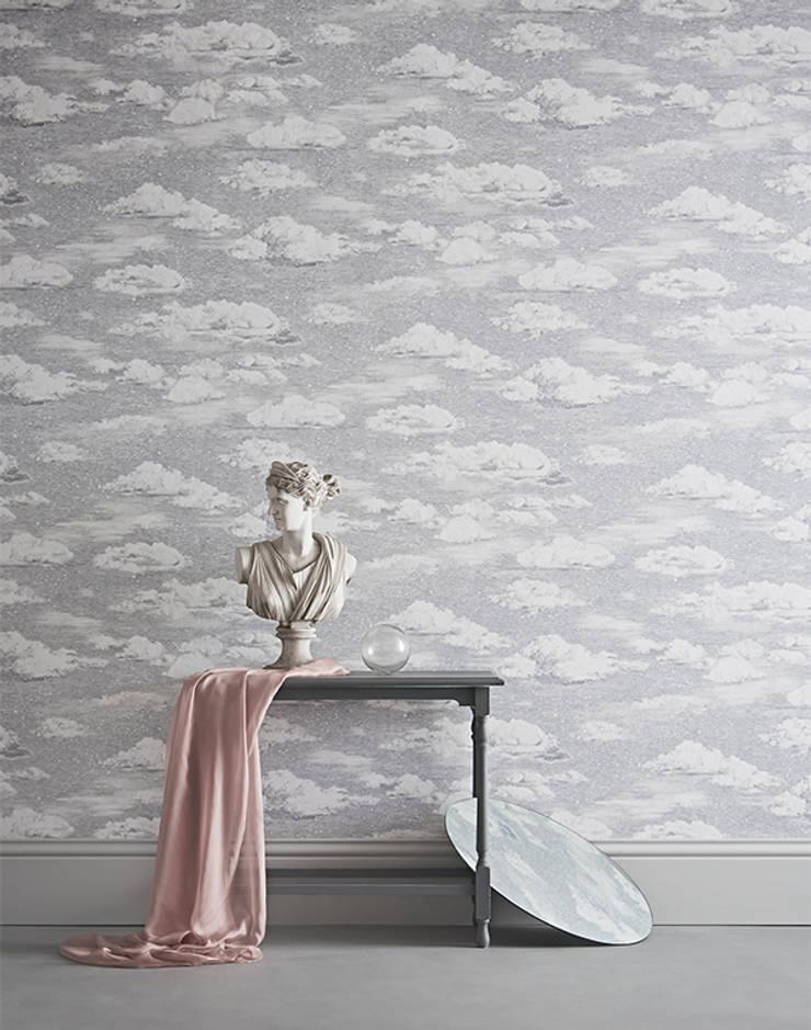 Winter Snowdrift:  Walls & flooring by Sian Zeng