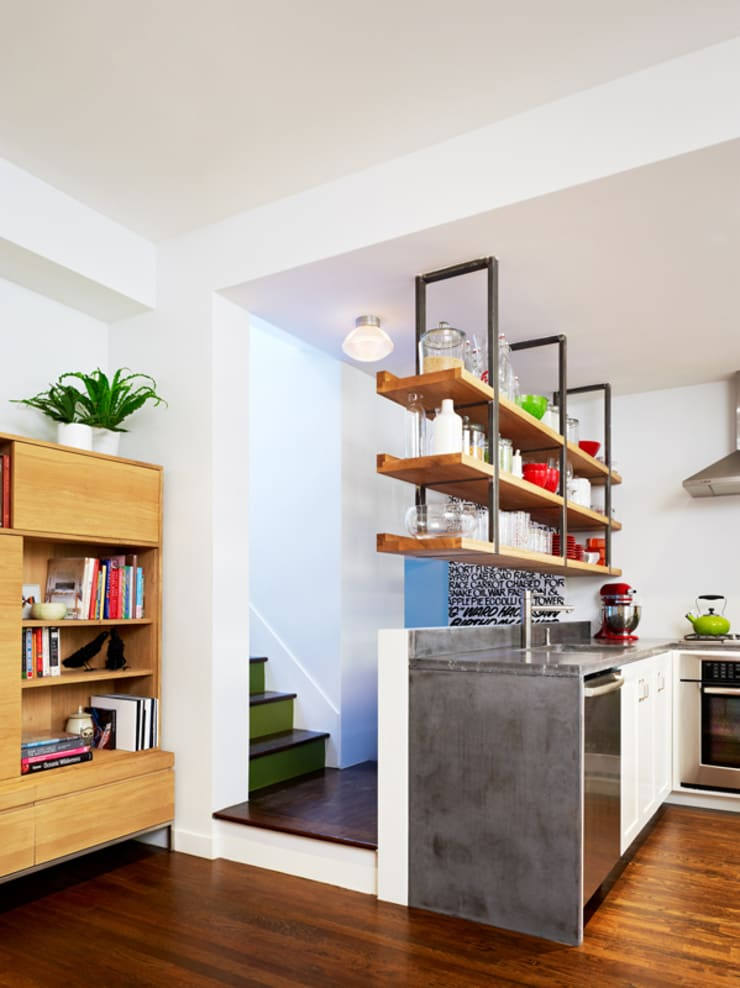 Sharon Street:  Kitchen by General Assembly