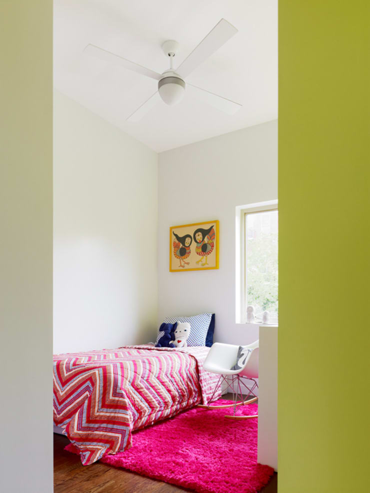 Sharon Street:  Bedroom by General Assembly