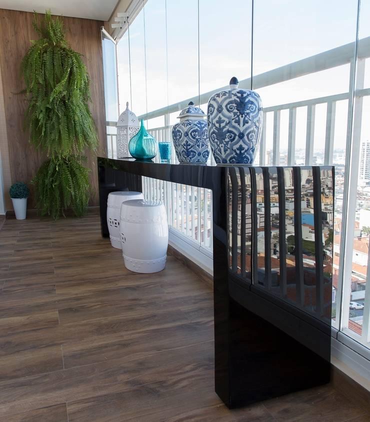 Terrasse von Barbara Dundes | ARQ + DESIGN, Mediterran