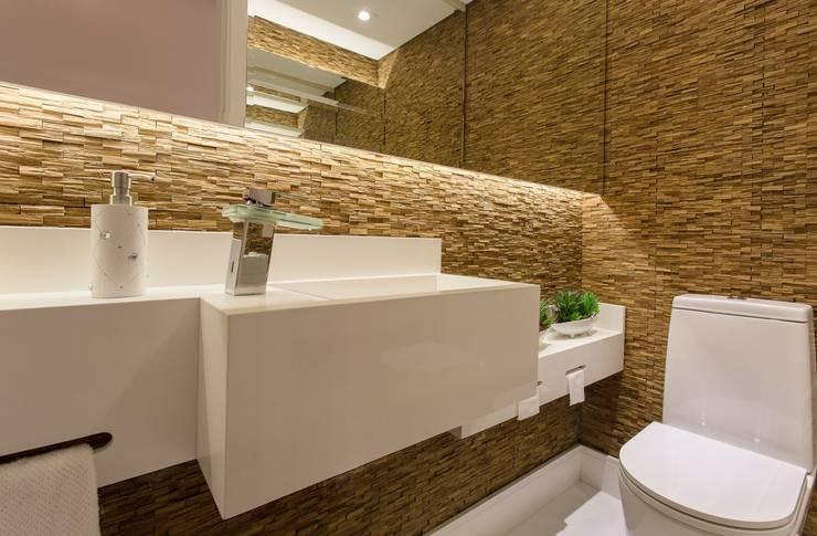 Badezimmer von Barbara Dundes | ARQ + DESIGN, Rustikal