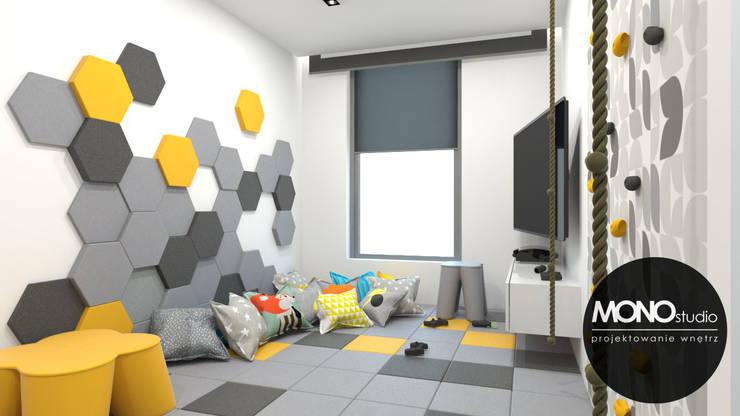 Chambre d'enfant de style  par MONOstudio