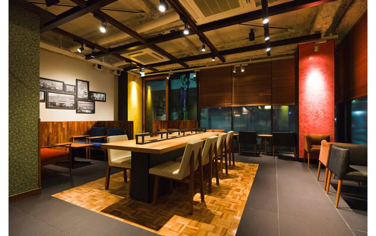 INTERIOR/5: BaNANA OFFICE INC.が手掛けたオフィススペース&店です。