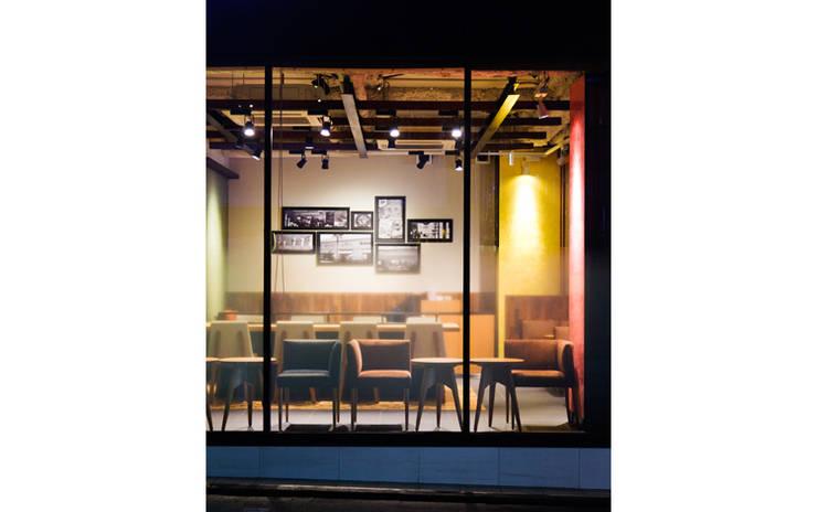 INTERIOR/8: BaNANA OFFICE INC.が手掛けたオフィススペース&店です。