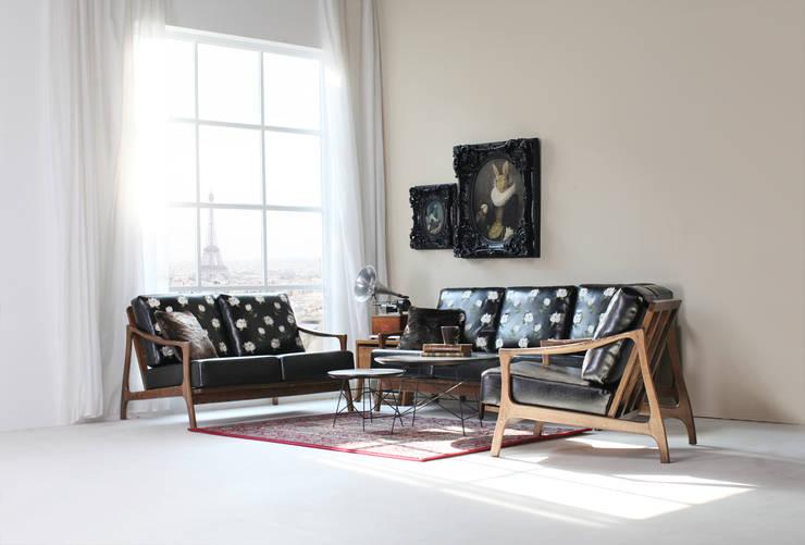Sala de estar  por STYLE-K