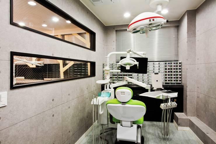 Goodweve Dental Clinic: (주)유이디자인의  병원,
