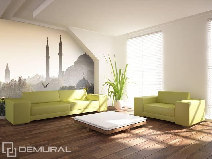 Indie we mgle: styl , w kategorii  zaprojektowany przez Demural.pl,