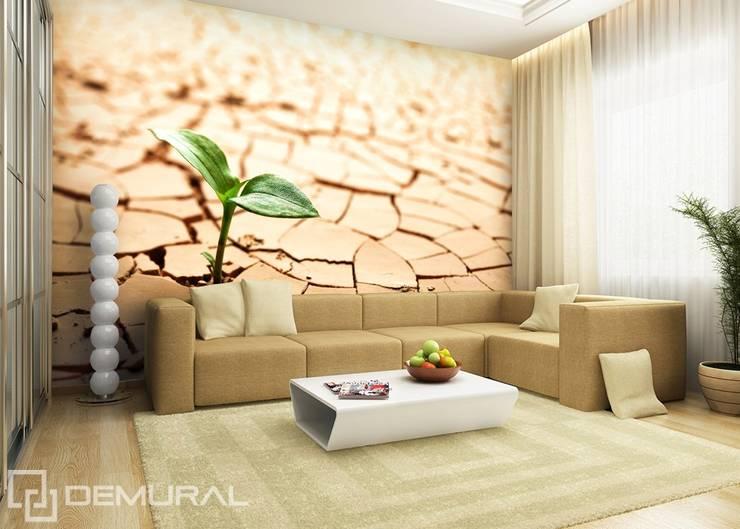 Na suchej ziemi: styl , w kategorii  zaprojektowany przez Demural.pl,
