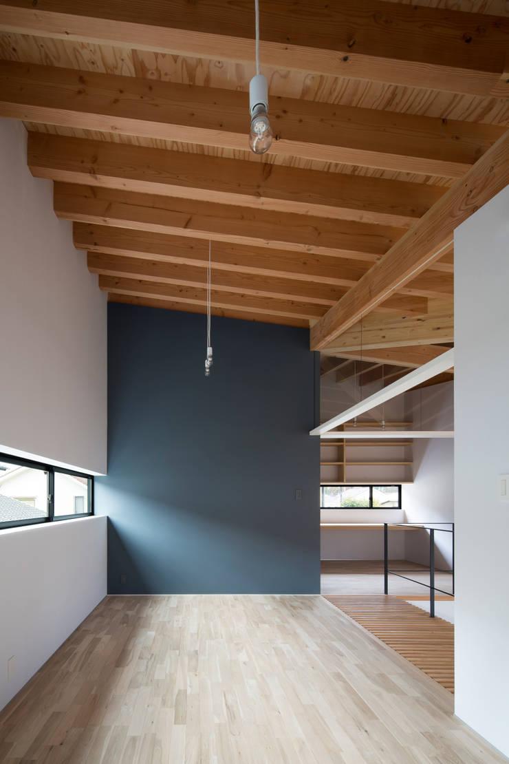子供室:  井上久実設計室が手掛けた子供部屋です。