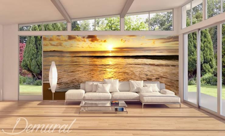 Rejs ku słońcu: styl , w kategorii  zaprojektowany przez Demural.pl,
