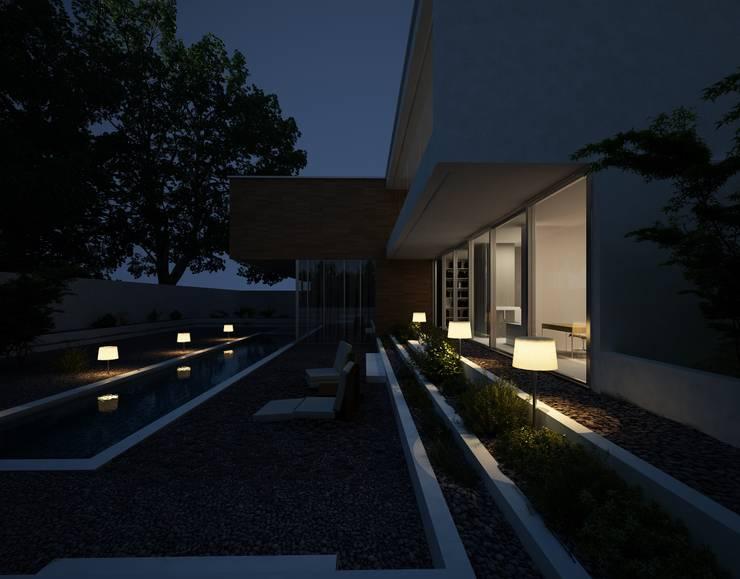 NOMAD No.2: styl , w kategorii  zaprojektowany przez SOLAR Lighting - Powered by Nature!