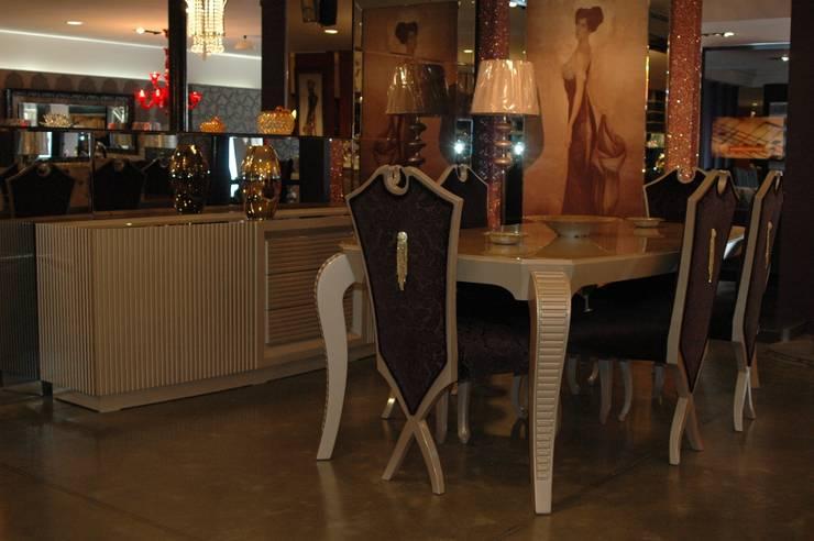 Bosart Mobilya Sanayi Ve Ticaret Ltd. Şti. – Boss Yemek Odası: rustik tarz tarz Yemek Odası