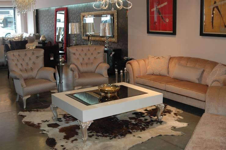 Bosart Mobilya Sanayi Ve Ticaret Ltd. Şti. – Venedik Oturma Grubu : klasik tarz tarz Oturma Odası