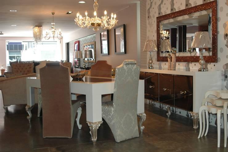 Bosart Mobilya Sanayi Ve Ticaret Ltd. Şti. – Venedik Yemek Odası : rustik tarz tarz Yemek Odası
