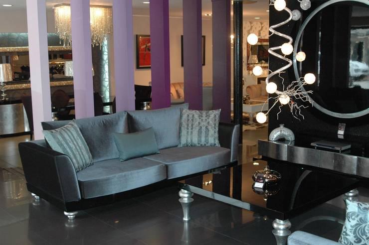 Bosart Mobilya Sanayi Ve Ticaret Ltd. Şti. – Santo  Oturma  Grubu: modern tarz Oturma Odası