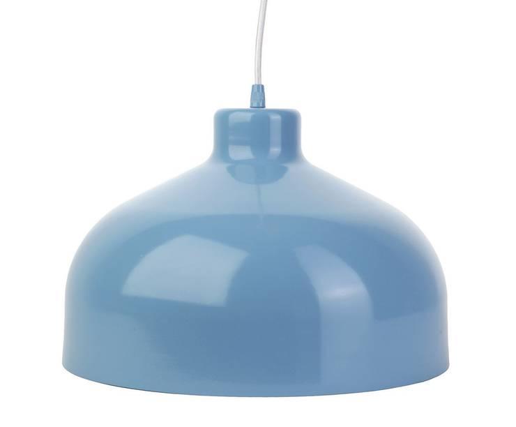 Lampa B&B niebieska: styl , w kategorii Domowe biuro i gabinet zaprojektowany przez LoftYou