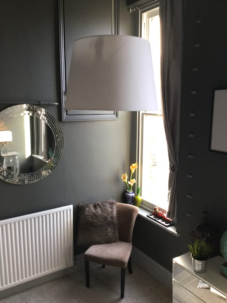 Balham, London After :   by Studio D. Interiors