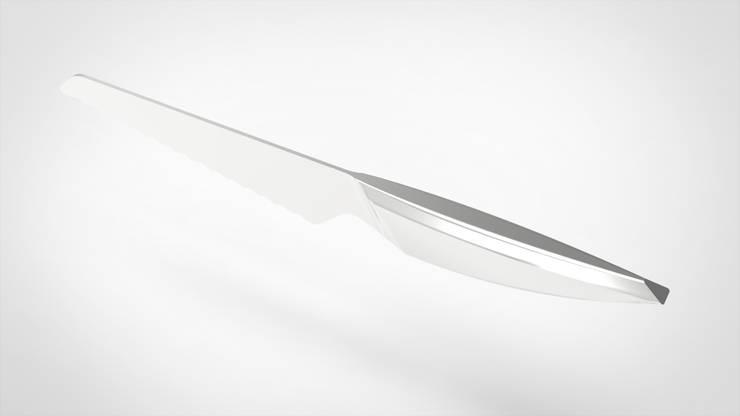 KAI KLIFE Chef's Knife: hirakoso DESIGNが手掛けたキッチンです。