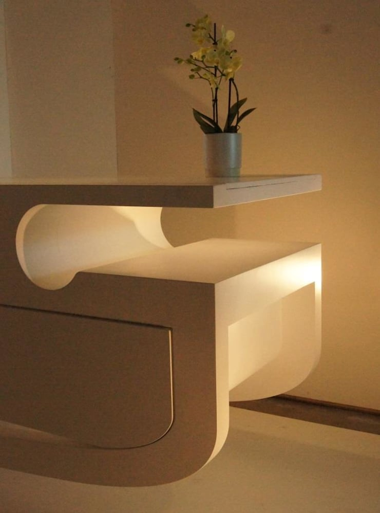NEO BAROQUE CONSOLE:  Spa by ANJALI SHAH