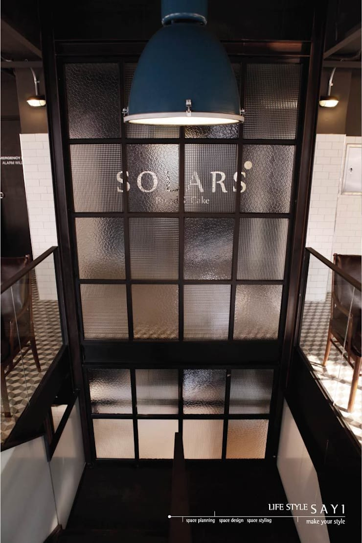 SOLARS BAKERY By Lifestyle_Sayi : lifestyle-sayi의  레스토랑