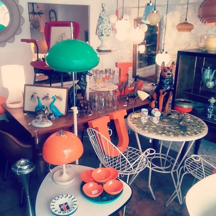 Topitos: Comedor de estilo  de Topitos Furniture
