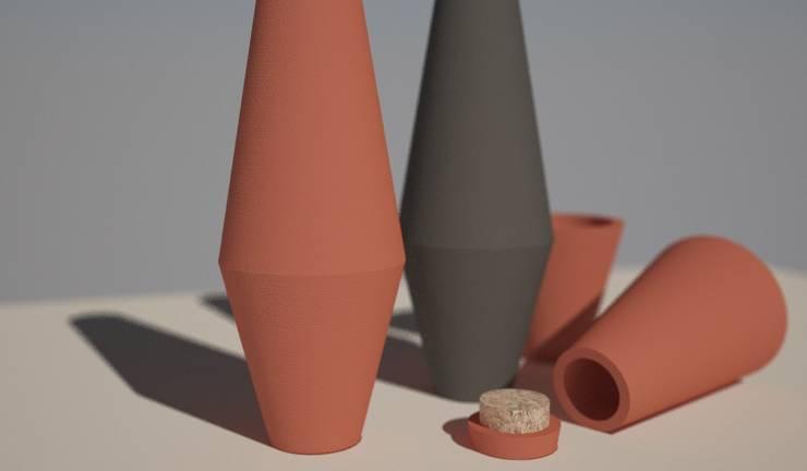 prueba: Hogar de estilo  por La Tora. Centro de producción de diseño. México