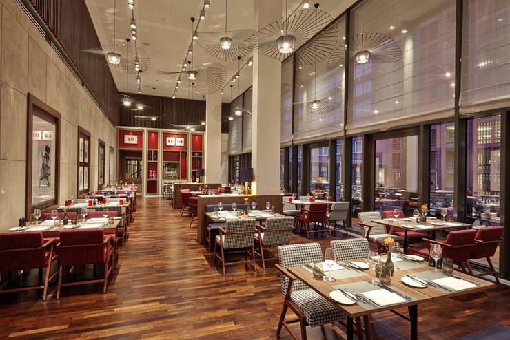 Restaurant - Interiordesign Hotel Berlin:  Hotels von Fine Rooms Design Konzepte GmbH