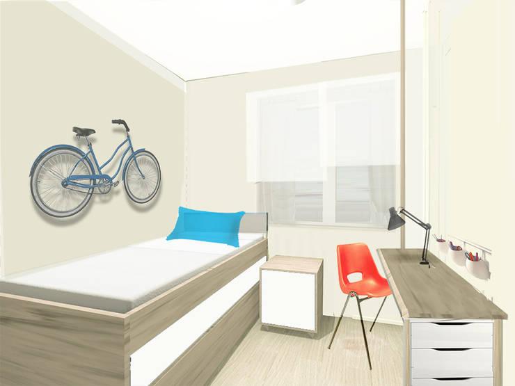 Dormitorio Infantil: Dormitorios infantiles de estilo  de barronkress
