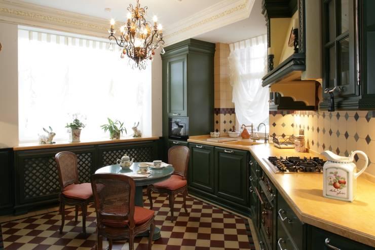 Кухня: Кухни в . Автор – DECORA
