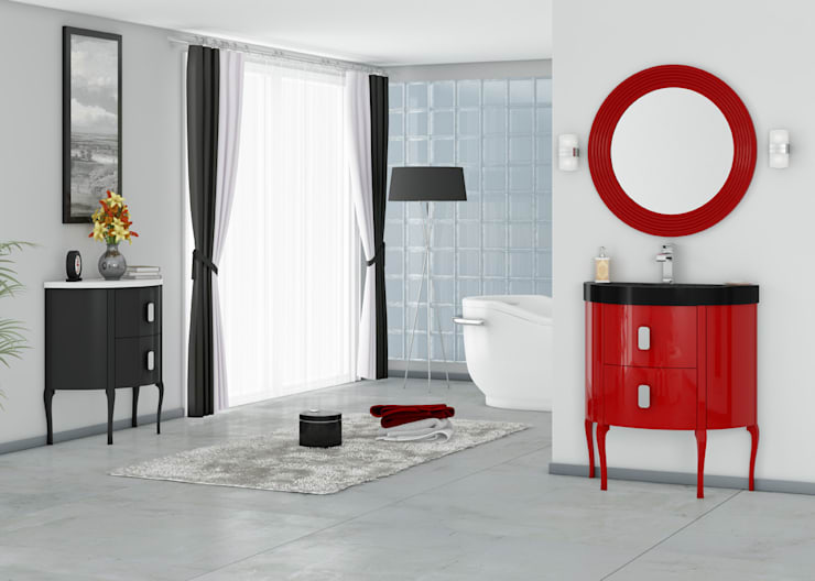 Casa de banho  por Baños Online