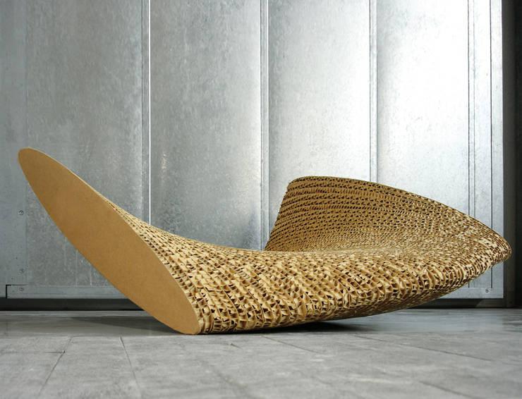 Living room by studio Che Eyzenbach
