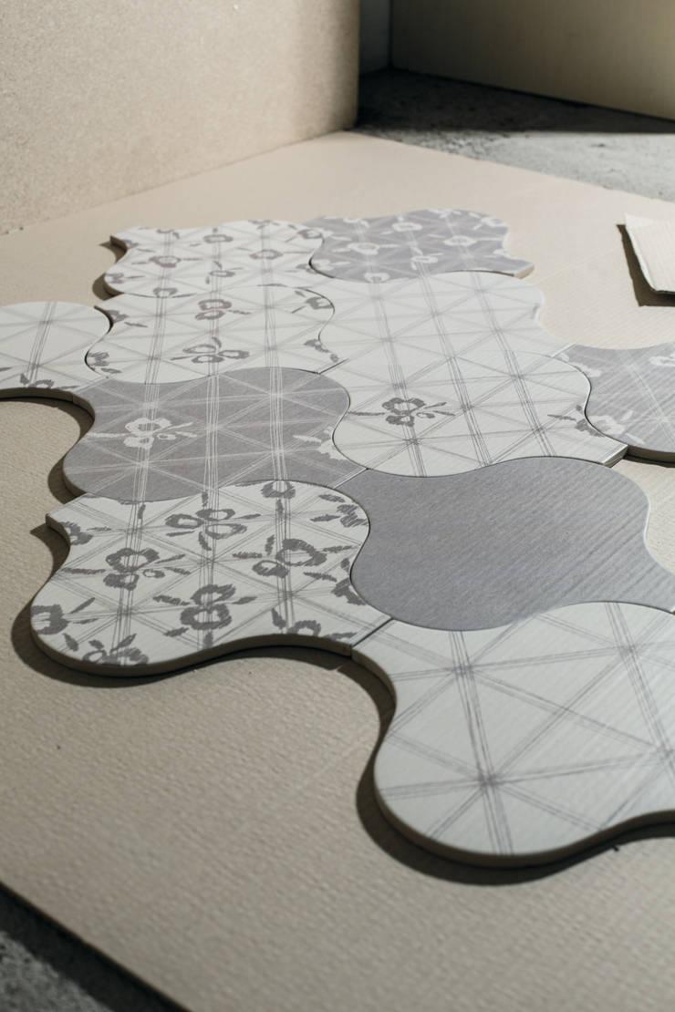 Quintessenza - Muse:  Muren & vloeren door Spadon Agenturen