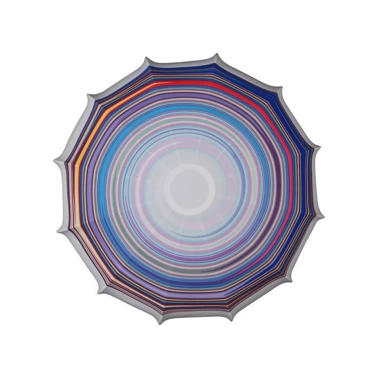 Plafon Energizer (mały): styl , w kategorii Salon zaprojektowany przez Lumiforma