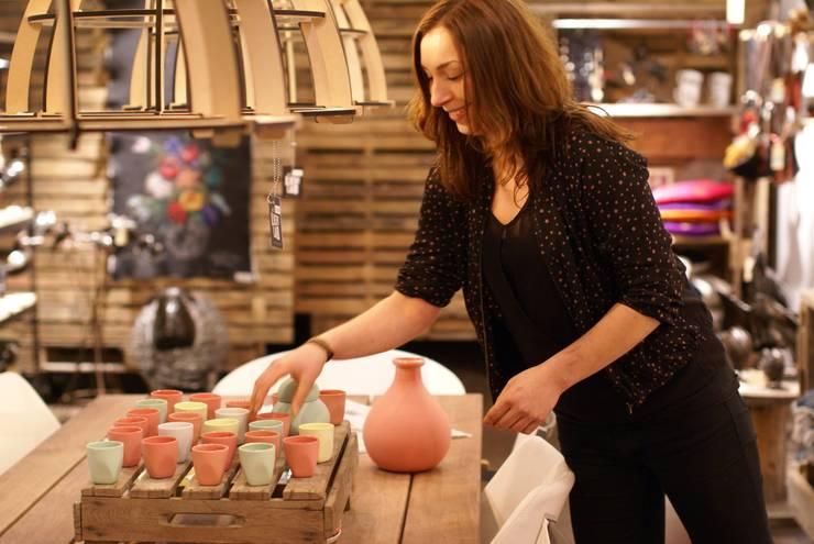 Ontwerpstudio Anne Quakernaat: modern  door Ontwerpstudio Anne Quakernaat, Modern
