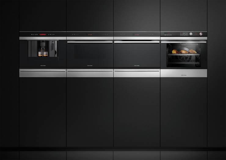 modern Kitchen by Fisher & Paykel