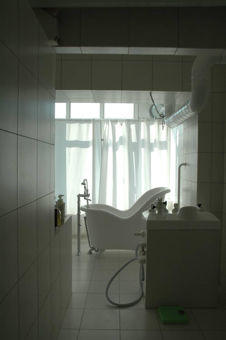 Кухня белого дома: Спа в . Автор – Archivolto