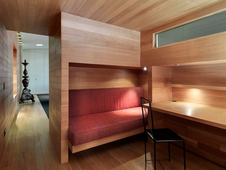 Raumplan Milanese: Studio in stile  di Daniele Geltrudi