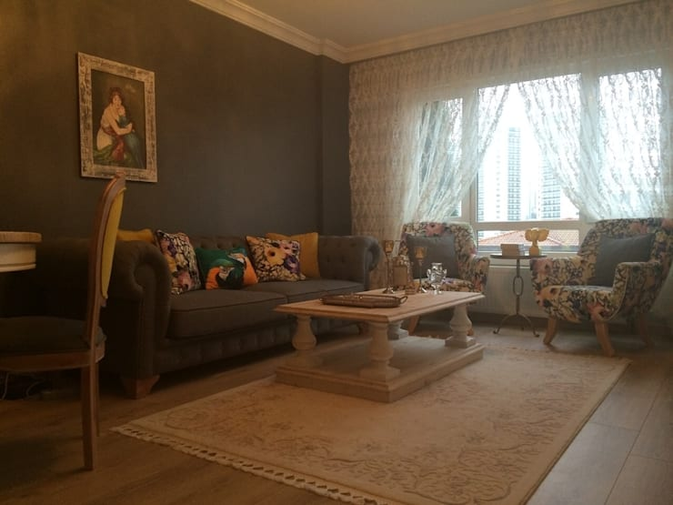 parissem mobilya –  AYSTİLL:  tarz Oturma Odası